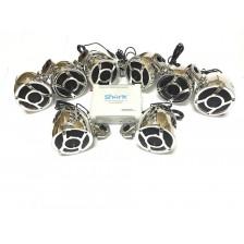 Shark 7.1 ch 3000 W Bluetooth audio SHKC8800N