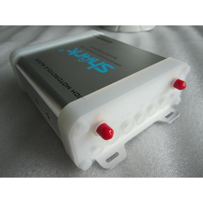 Shark 4.1ch 2000W SHKC7800N97DA Bluetooth Audio for motorcycle, UTV, ATV, Marine.
