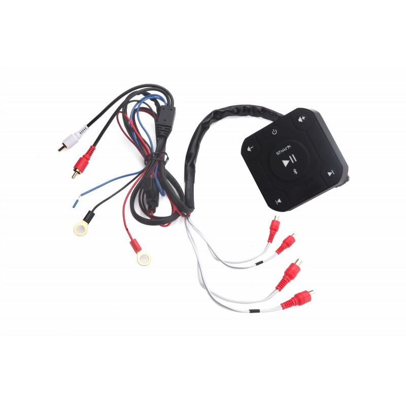 4CH amplified bluetooth controller 4*150W