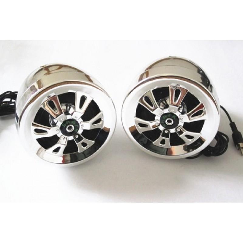 3.0 Inch Full Frequency Water-resistant Motorcycle Speaker UTV