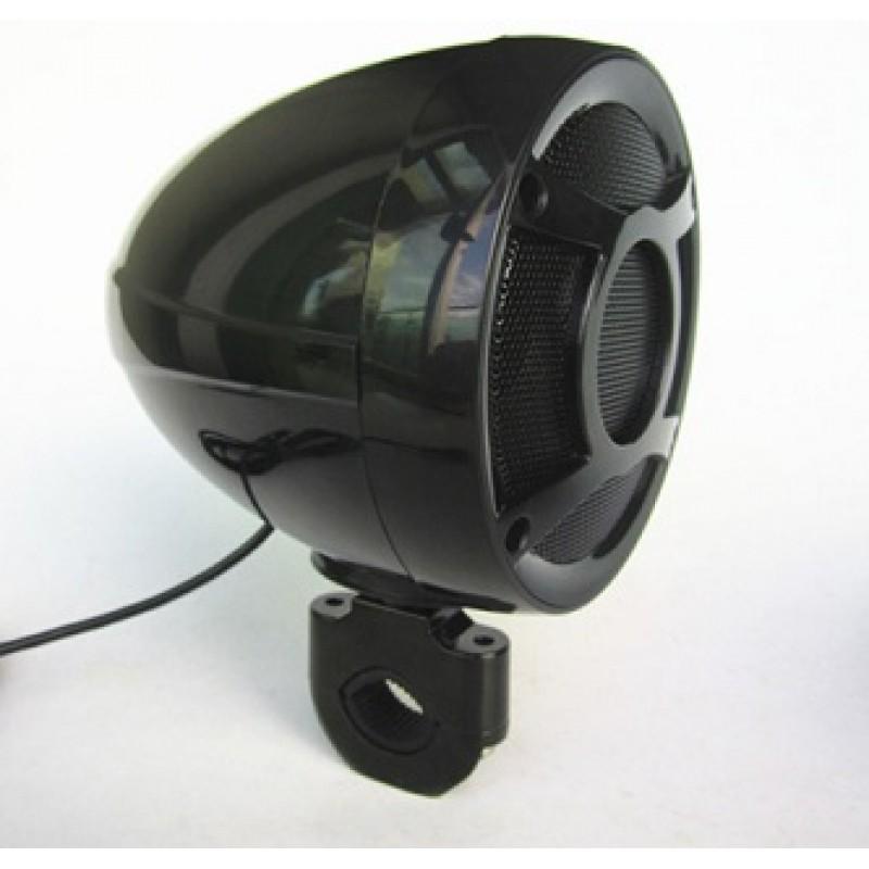 SHARK Powerful 3.0 Inch 300W Waterproof Motorcycle Speaker UTV ATV