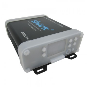 SHARK 2000W 4.1 Channels Motorcycle Amplifier Includes Driving Subwoofer(AMPLIFIER ONLY, EXCLUDE SPEAKERS)